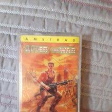Videojuegos y Consolas: PRECINTADO JUEGO AMSTRAD AFTER THE WAR. Lote 295972323