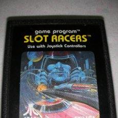 Videojuegos y Consolas: ATARI JUEGO SLOT RACERS - ENVIO GRATIS PARA ESPAÑA. Lote 21556178