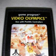 Videojuegos y Consolas: ATARI JUEGO VIDEO OLYMPICS. Lote 35703700