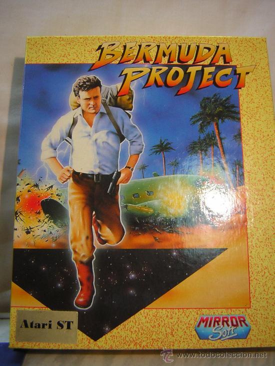 JUEGO ATARI ST BERMUDA PROJECT (Juguetes - Videojuegos y Consolas - Atari)