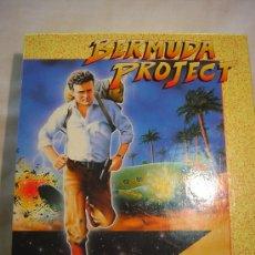 Videojuegos y Consolas: JUEGO ATARI ST BERMUDA PROJECT. Lote 27125004