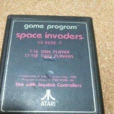 Videojuegos y Consolas: JUEGO SPACE INVADERS ATARI. Lote 28163076