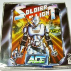 Videojuegos y Consolas: SOLDIER OF LIGHT (XAIN'D SLEENA) [ACE] (TAITO / SOFTEK INTERNATIONAL) [1989] [ATARI ST]. Lote 54532790