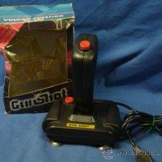 Videojuegos y Consolas: JOYSTICK GUN SHOT PARA ATARI, COMMODORE, NEC - NUEVO. Lote 32775968