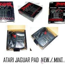 Videojuegos y Consolas: ATARI JAGUAR PAD JAG CONTROLLER [NUEVO] MANDO ORIGINAL JAGUAR STE FALCON. Lote 50326838