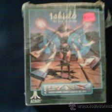 Videojuegos y Consolas: LYNX ATARI ISHIDO. Lote 36895120