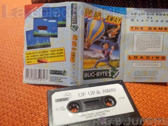 Juego Casete Cinta Atari 800xl 130xe 65xe Up U Comprar Videojuegos