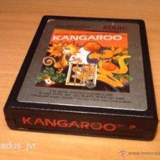 Videojuegos y Consolas: KANGAROO JUEGO PARA ATARI 2600 PAL CARTUCHO EN . Lote 40098573