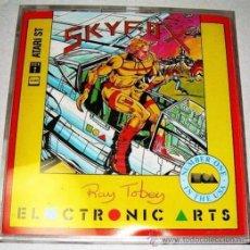 Videojuegos y Consolas: SKYFOX [DYNAMIX] [ELECTRONIC ARTS] [1986] [ATARI ST] RAY TOBEY. Lote 40911568