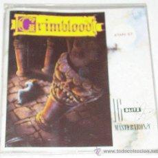 Videojuegos y Consolas: GRIMBLOOD [MAELSTROM GAMES] 1990 [VIRGIN / 16BLITZ] [ATARI ST]. Lote 41470914