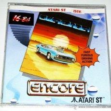 Videogiochi e Consoli: OVERLANDER [ELITE SYSTEMS] (1988/1990) ENCORE [ATARI ST]. Lote 41471643