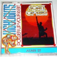 Videojuegos y Consolas: JOAN OF ARC [CHIP / SOFTGOLD] JUANA DE ARCO [RAINBOW ARTS] (1988) [ATARI ST]. Lote 41471992