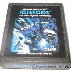 Videojuegos y Consolas: JUEGO ATARI , ASTEROIDS. Lote 42251341