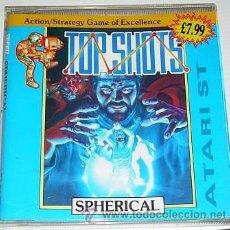 Videojuegos y Consolas: SPHERICAL (RAINBOW ARTS) (TOPSHOTS) (1989) [ATARI ST]. Lote 43417998