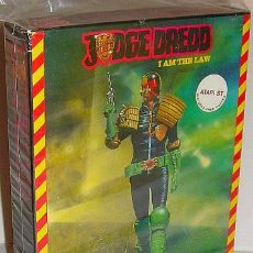 Videojuegos y Consolas: JUDGE DREDD - I'M THE LAW [VIRGIN GAMES / RANDOM ACCESS] [ATARI ST] 1990 [YO SOY LA LEY] JUEZ DREDD. Lote 44139687