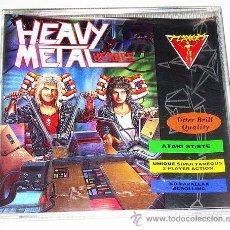 Videojuegos y Consolas: HEAVY METAL HEROES [PLAYERS] 1991 [PANDORA] [ATARI ST] OUTLANDS. Lote 36053626