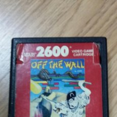 Videojuegos y Consolas: JUEGO DE ATARI OFF THE WALL. Lote 45735994