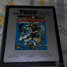 Videojuegos y Consolas: JUEGO PARA ATARI 2700 CROSSBOW. Lote 46039184
