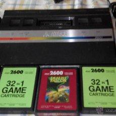 Videojuegos y Consolas: JUEGO PARA ATARI 2700 CHOPLIFTER SOLO JUEGO NO CONSOLA. Lote 46039221