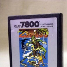 Videojuegos y Consolas: JUEGO PARA ATARI 7800, CROSSBOW, 1987, VIDEO GAME, CARTRIDGE. Lote 56429669