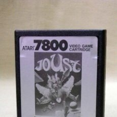 Videojuegos y Consolas: JUEGO PARA ATARI 7800, JOUST, 1982, VIDEO GAME, CARTRIDGE. Lote 46445838