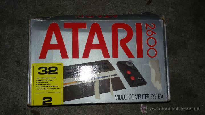 ATARI LEER (Juguetes - Videojuegos y Consolas - Atari)