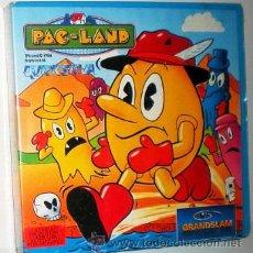 Videojuegos y Consolas: PAC-LAND [GRANDSLAM] QUICKSILVA (1989) / NAMCO [ATARI ST] PACMAN PACLAND. Lote 49195033