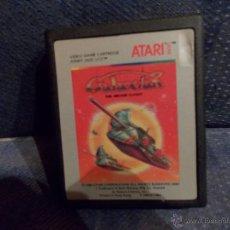 Videojuegos y Consolas: JUEGO ATARI 2600,GALAXIAN,SOLO CARTUCHO. Lote 47686981