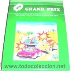 Videojuegos y Consolas: GRAND PRIX / GRAN PRIX (T.C.B EDITION) [ACTIVISION] 1982 [ATARI VCS / 2600]. Lote 48503260