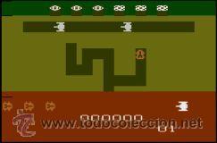 Videojuegos y Consolas: Tank Mission / Thunderground (T.C.B Edition) [SEGA] 1983 [ATARI VCS / 2600] - Foto 3 - 48503690