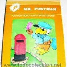 Videojuegos y Consolas: MR. POSTMAN (T.C.B EDITION) [BIT CORP] 1983 [ATARI VCS / 2600]. Lote 48504346