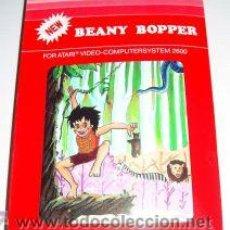 Videojuegos y Consolas: BEANY BOPPER (T.C.B EDITION) [20TH CENTURY FOX 1983] [ATARI VCS / 2600]. Lote 48550400