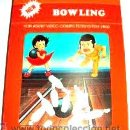 Videojuegos y Consolas: BOWLING (T.C.B EDITION) [ACTIVISION 1979] [ATARI VCS / 2600]. Lote 48550642