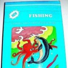 Videojuegos y Consolas: FISHING / FISHING DERBY (T.C.B EDITION) [ACTIVISION 1981] [ATARI VCS / 2600]. Lote 48550721