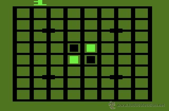 Videojuegos y Consolas: Chess / Othello (T.C.B Edition) [ATARI 1981] [ATARI VCS / 2600] Otelo - Foto 3 - 48550831