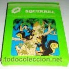 Videojuegos y Consolas: SQUIRREL / SNAIL AGAINST SQUIRREL (T.C.B EDITION) [BIT CORP 1983] [ATARI VCS / 2600]. Lote 48551468