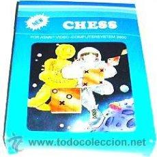 Videojuegos y Consolas: CHESS / OTHELLO (T.C.B EDITION) [ATARI 1981] [ATARI VCS / 2600] OTELO. Lote 48550831