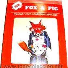 Videojuegos y Consolas: OINK! / FOX & PIG (T.C.B EDITION) [ACTIVISION 1982] [ATARI VCS / 2600]. Lote 48550981