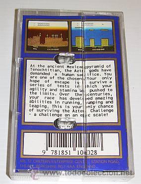 Videojuegos y Consolas: Aztec Challenge [Cosmi] 1983 [Top Ten Hits] [ATARI 600 / 800 / XL / XE] Robert T. Bonifacio - Foto 2 - 49666858