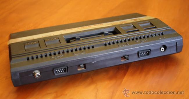 Videojuegos y Consolas: Consola clónica tipo atari NEW GAME 2600. - Foto 3 - 52558822