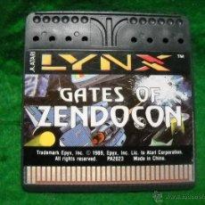 Jeux Vidéo et Consoles: GATES OF ZENDOCON DE ATARI LYNX. Lote 53256298