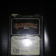 Videojuegos y Consolas: CARNIVAL VIDEOJUEGO ATARI 2600 JUEGO SEGA CARTRIDGE CBS ELECTRONICS. Lote 54621849