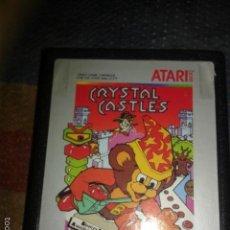 Videojuegos y Consolas: JUEGO,CARTUCHO ATARI 2600,CRYSTAL CASTLES. Lote 56108383
