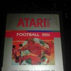 Videojuegos y Consolas: JUEGO,CARTUCHO ATARI 2600,FOOTBALL. Lote 56108787