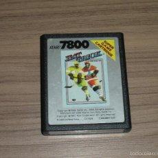 Videojuegos y Consolas: HAT TRICK JUEGO ATARI 7800. Lote 56303383