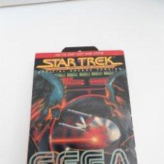 Videojuegos y Consolas: STAR TREK - STRATEGIC OPERATIONS SIMULATOR - ATARI 5200 GAME SYSTEM - SEGA - NUEVO Y PRECINTADO. Lote 56610891