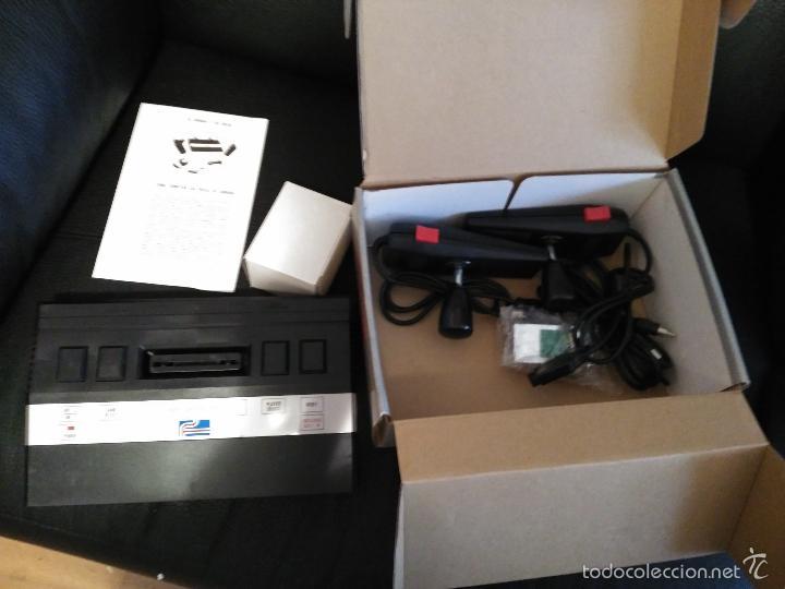 Videojuegos y Consolas: CONSOLA FUNVISION CLONICA ATARI 2600 NUEVA A ESTRENAR - Foto 5 - 57207135