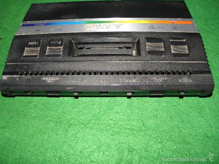 Videojuegos y Consolas: CONSOLA ATARI 2600 - Foto 2 - 58181710