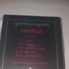 Videojuegos y Consolas: GAME PROGRAM - COMBAT. Lote 58353861