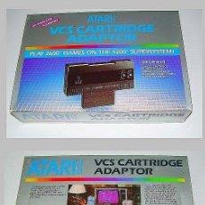 Videojuegos y Consolas: ATARI 5200 VCS 2600 CARTRIDGE ADAPTOR ADAPTADOR ADAPTER [NUEVO]. Lote 104707692